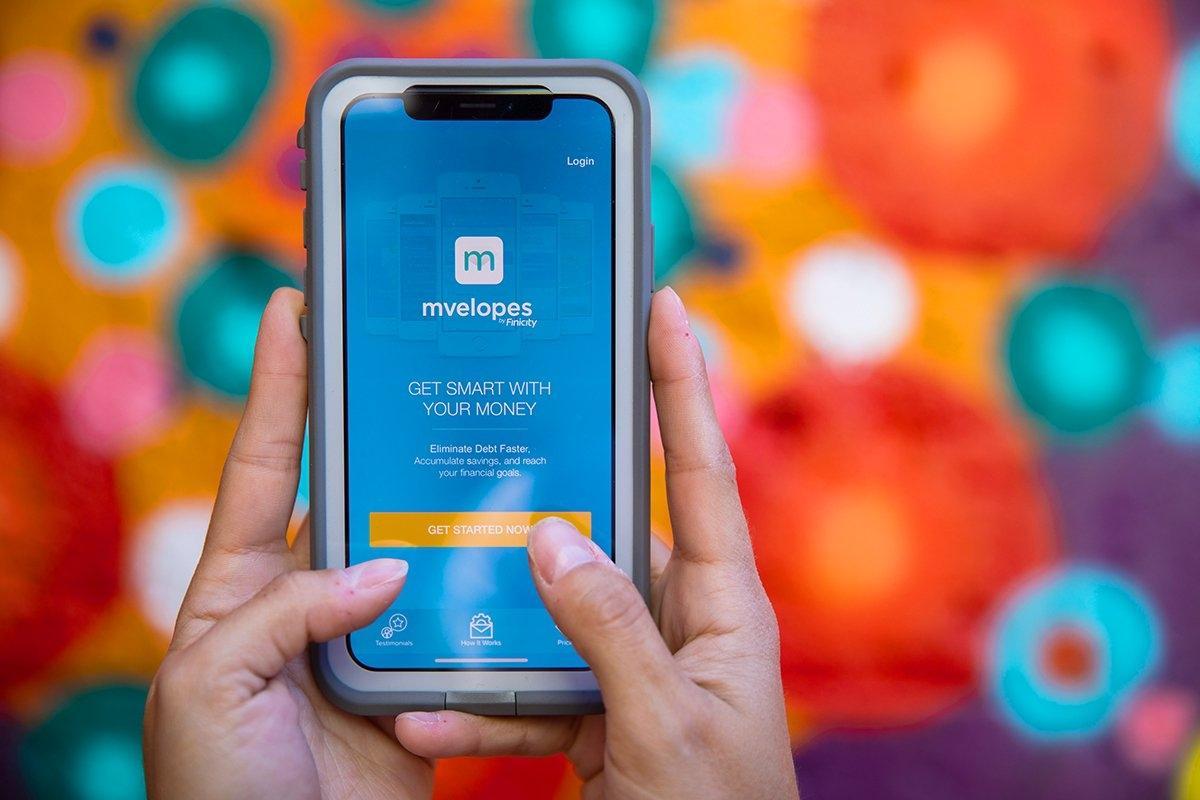apps elaborar un presupuesto mvelopes
