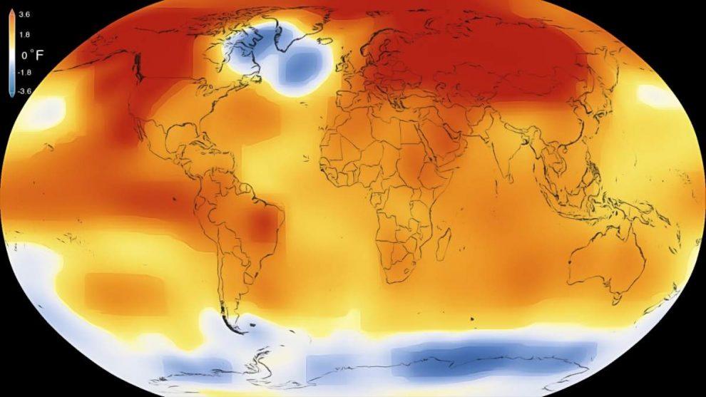 cambio climatico sistema financiero