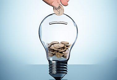 como calcular precio de la luz