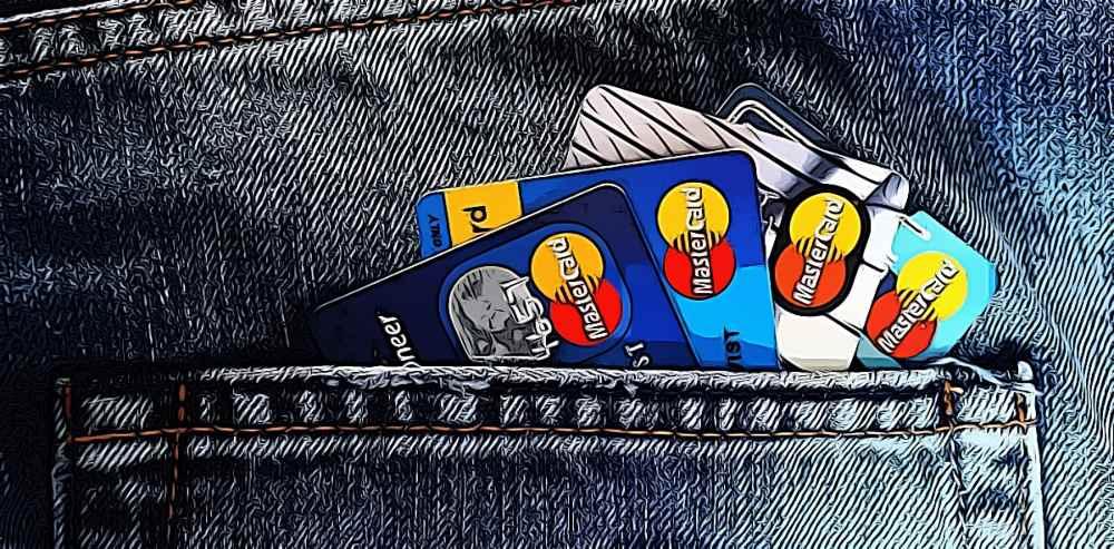 tipos de tarjetas bancarias